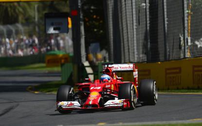 AUS: Ferrari, il punto sulle libere