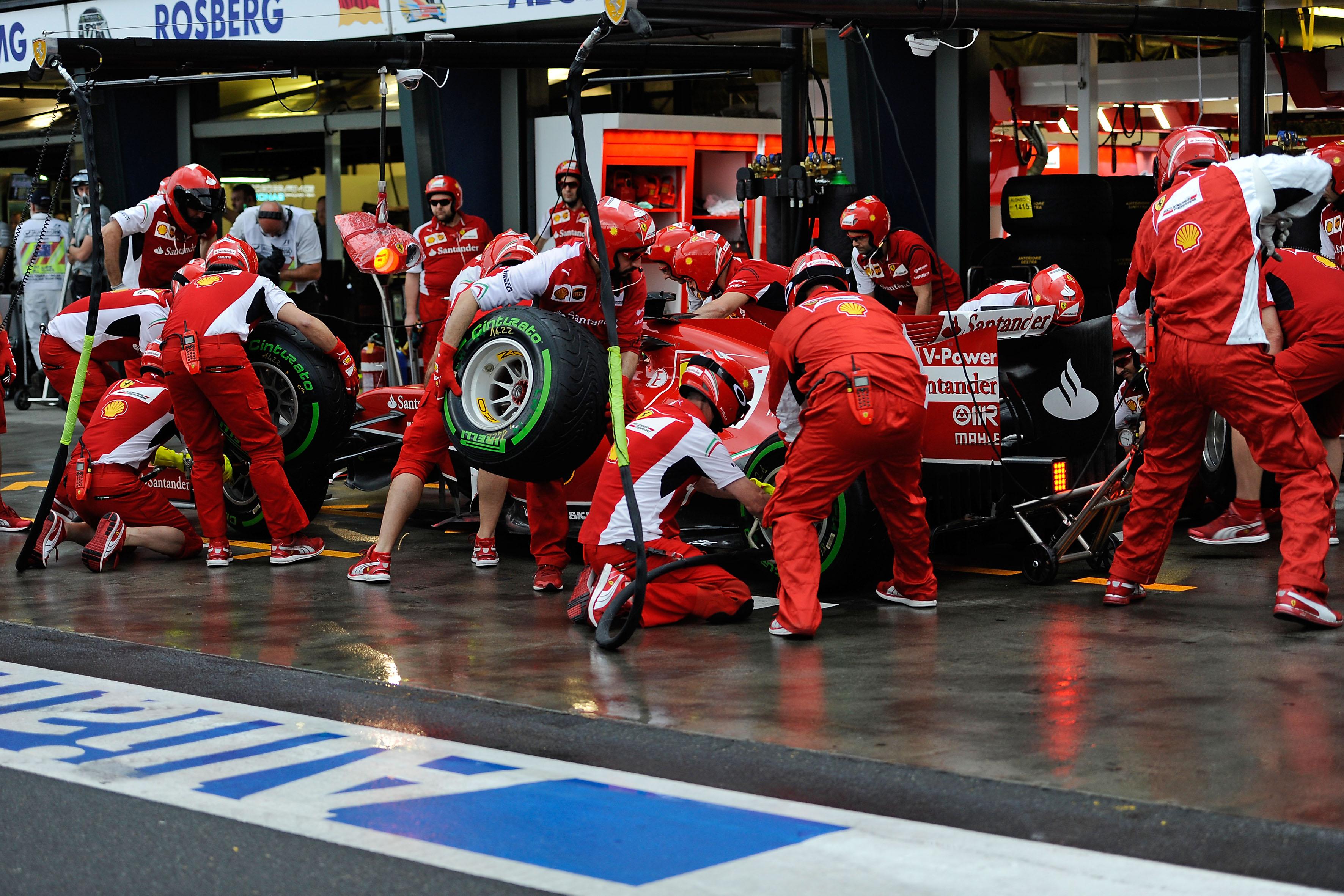 AUS: Ferrari, il punto sulle qualifiche