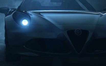 Alfa Romeo 4C Spider: la magia di un film