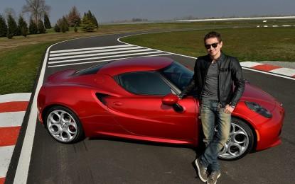 Jorge Lorenzo 'Alfa Romeo Fan' dell'anno