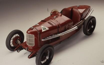 Alfa Romeo alla Techno Classica di Essen