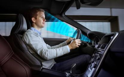 Volvo e la sicurezza: un altro step verso il 2020