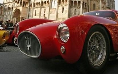 """""""Modena Motor Gallery"""" rende omaggio alla Maserati"""