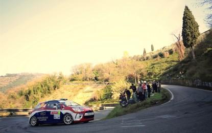 Prima prova Citroën Racing Trophy Italia