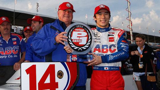 IndyCar: grande debutto per Sparco