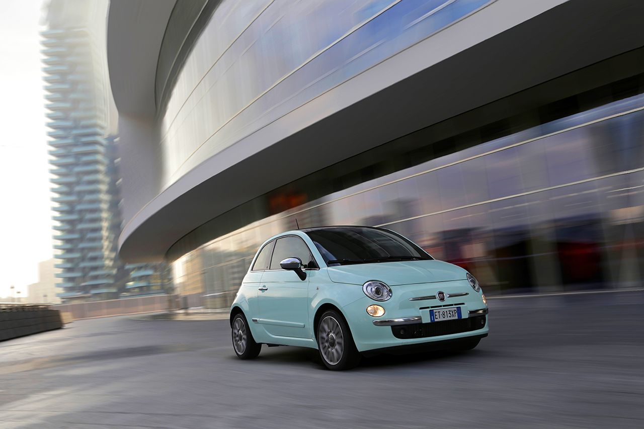 Fiat 500 MY 14: debutto… Cult!