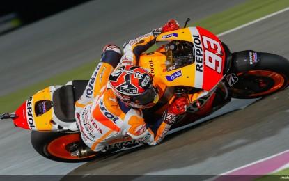 MotoGP: la prima pole è di Marquez