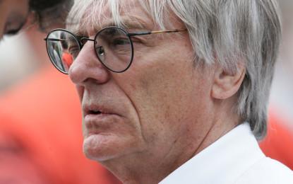 """Ecclestone: """"Niente Formula 1 su YouTube"""""""