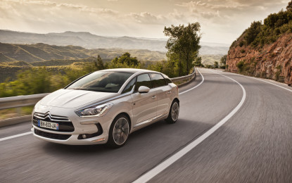 Citroen DS5 2.0 BlueHDi 180 CA6