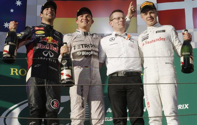 Confermata dalla FIA la squalifica per Daniel Ricciardo nel GP d'Australia