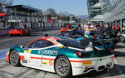 Test Ferrari Challenge: tutti pazzi per la 458 EVO