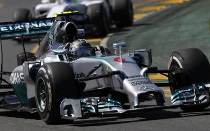 Rosberg al ballo dei deb. Ma non è finita…