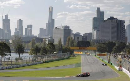 Renault: il bilancio del GP d'Australia