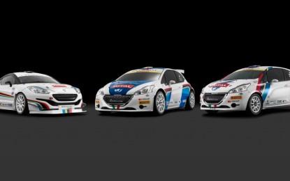 Peugeot Sport Italia pronta a ruggire anche nel 2014