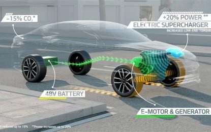 Da Kia un innovativo sistema di propulsione ibrida