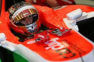 Motor Racing - Formula One Testing - Bahrain Test One - Day 4 - Sakhir, Bahrain