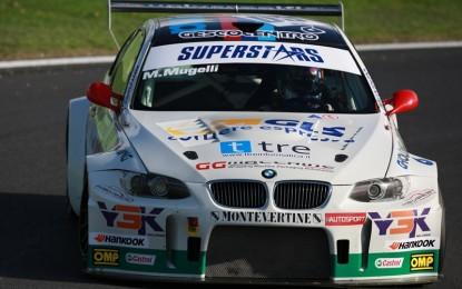 EUROV8 SERIES: Max Mugelli con la BMW del Team Dinamic