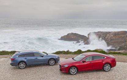 Altre cinque stelle per nuova Mazda6