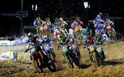 Secondo round del Mondiale di Motocross