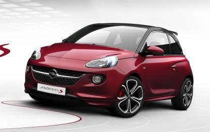 Opel ADAM S: anteprima a Ginevra