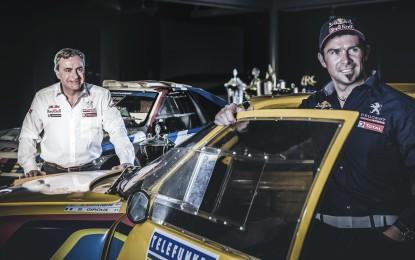 Peugeot ritorna alla Dakar nel 2015