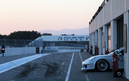 Roll-out Carrera Cup Italia 2014