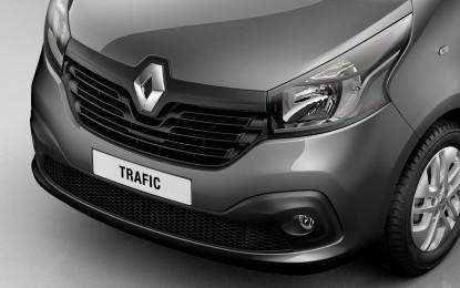 Ecco il nuovo Renault Trafic