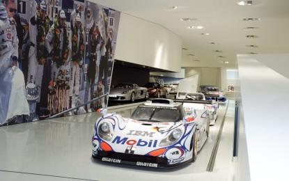 "Porsche: ""24 Ore per l'Eternità. Le Mans."""