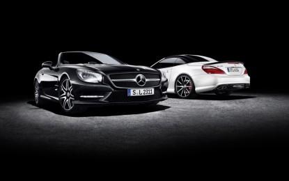 Mercedes-Benz SL ed SLK special edition