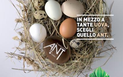 Uova di Pasqua solidali per la Fondazione ANT