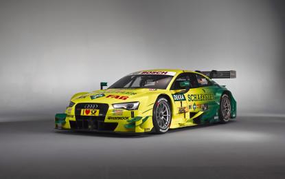 Ginevra live: Audi svela il nuovo look per il DTM