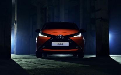 Ginevra live: nuova Toyota AYGO