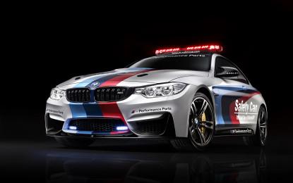 BMW M, official car della MotoGP