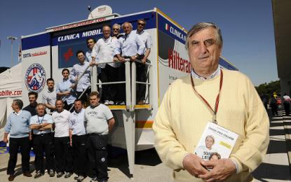 Clinica Mobile: il dottor Costa passa il testimone