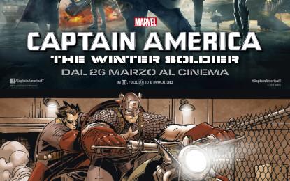 Captain America ai Moto Days