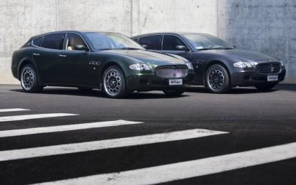 Touring Superleggera celebra i 100 anni Maserati