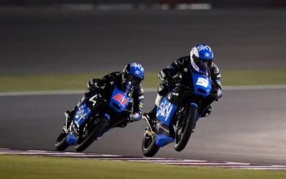 Moto3: Bagnaia 10° dopo la carica finale