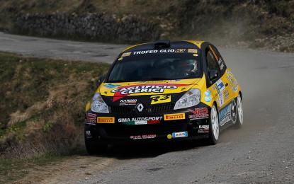 Ciocco: Trofeo Clio R3 e Italiano Produzione