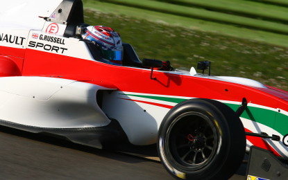 F. Renault 2.0: test collettivi a Imola