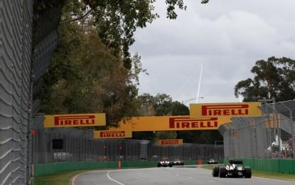 Pirelli a Melbourne con novità in pista e non solo