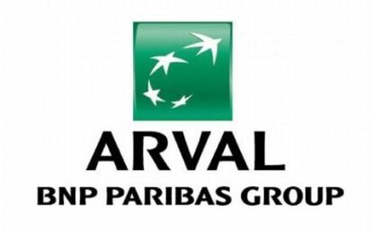 Arval a Company Car Drive