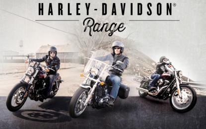 Harley-Davidson annuncia tre novità per il 2014
