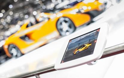 McLaren lancia una app per creare la 650S su misura