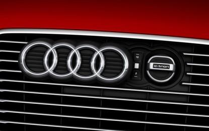 Primo trimestre positivo per Audi Italia