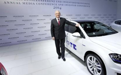 Gruppo Volkswagen: un 2013 di successo