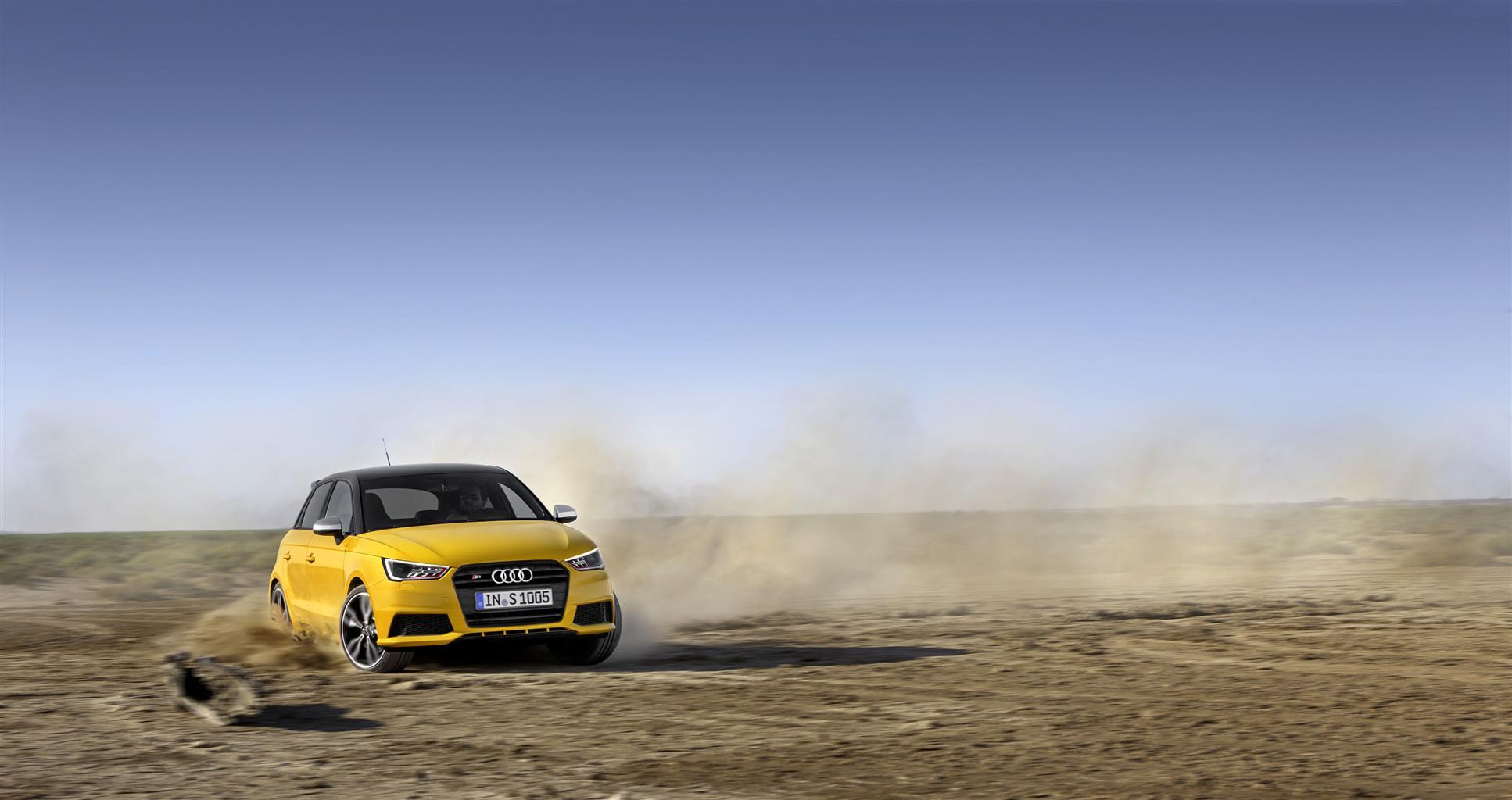 Audi S1 e S1 Sportback inizia la prevendita