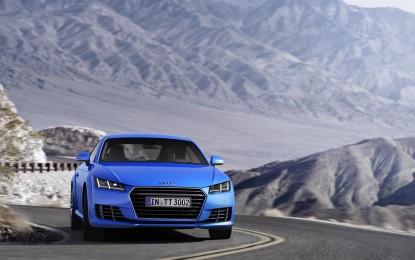 Audi TT: emozione, dinamismo, hi-tech