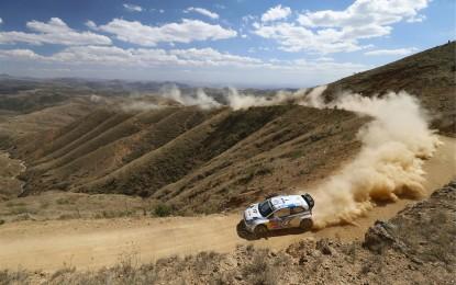 Ogier e VW conquistano il Rally del Messico