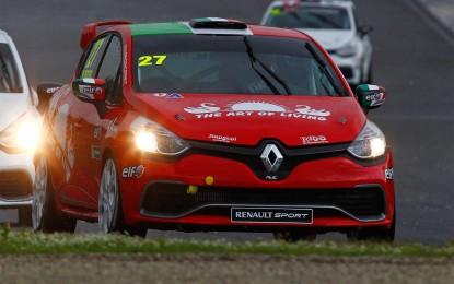 Il Team Rangoni rientra nella Clio Cup Italia