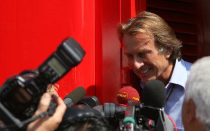 """Montezemolo: """"Tornerei a Maranello ieri, a piedi. Ma zero possibilità"""""""
